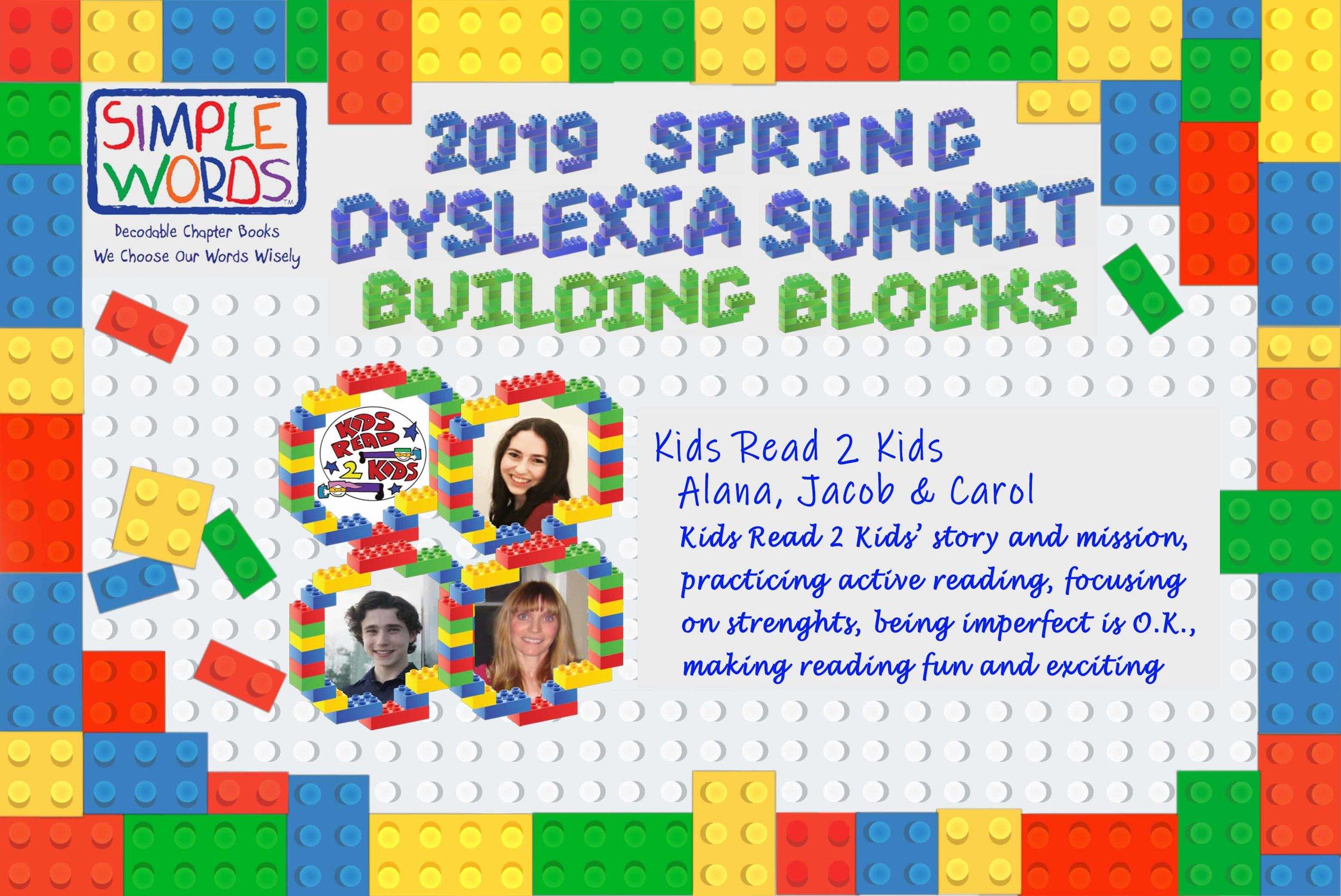 2019 Spring Dyslexia Summit Simple Words Books_KidsRead2Kids.jpg