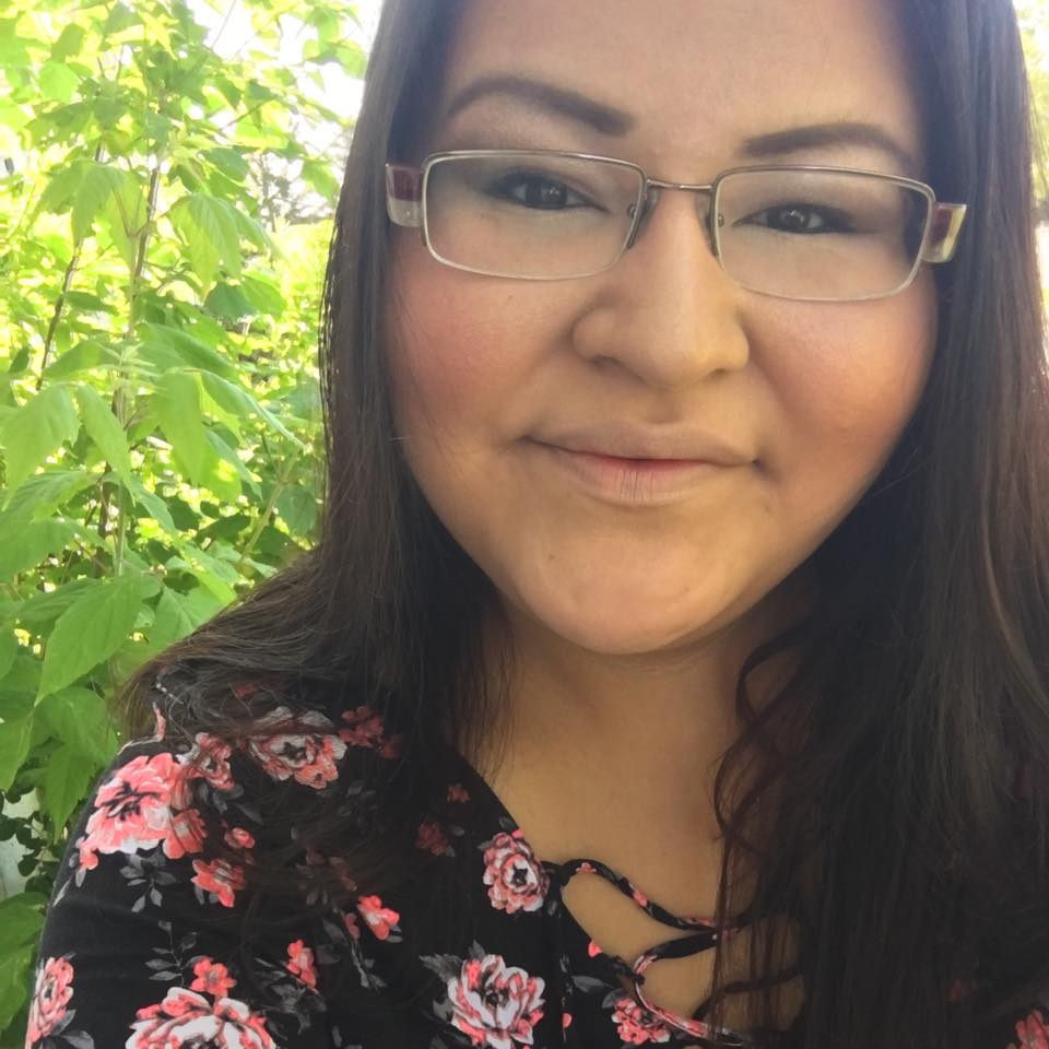 """Mariah - Mariah is from Kiashke Zaaging Anishinaabek and leads from Thunder Bay, Ontario. She's working on her Honours Bachelor in Social Work with a major concentration in Indigenous learning. When Mariah joined she shared, """"I want to see a world that works, where everyone helps each other for a greater good"""" and brings those good vibes to everything she does on the team!"""