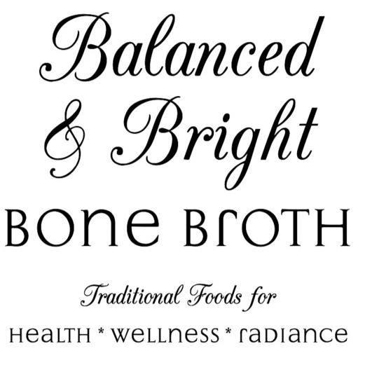 Balanced and Bright Bone Broth