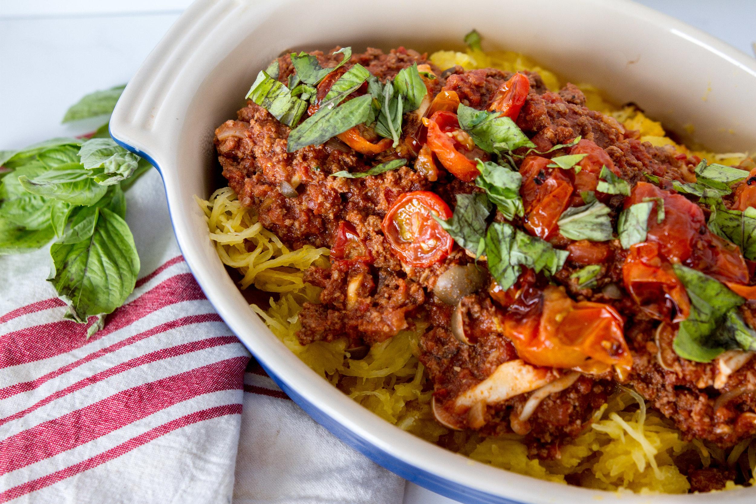 TheVidaWell_spaghettisquash