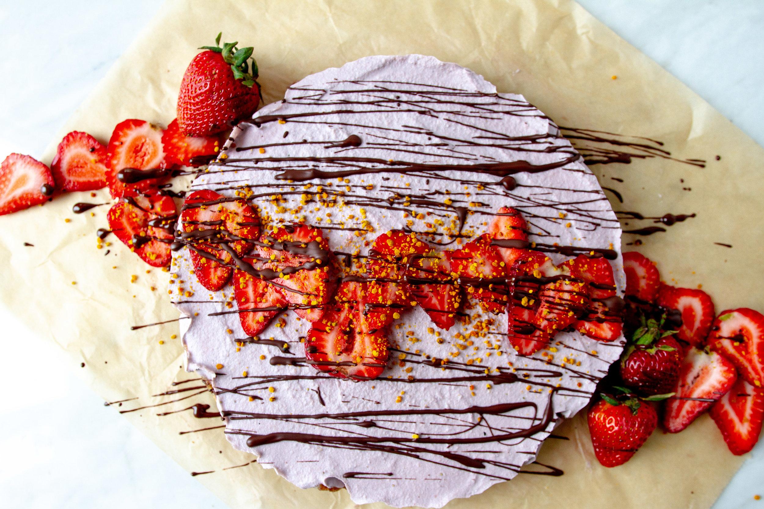 TheVidaWell_rawcheesecake