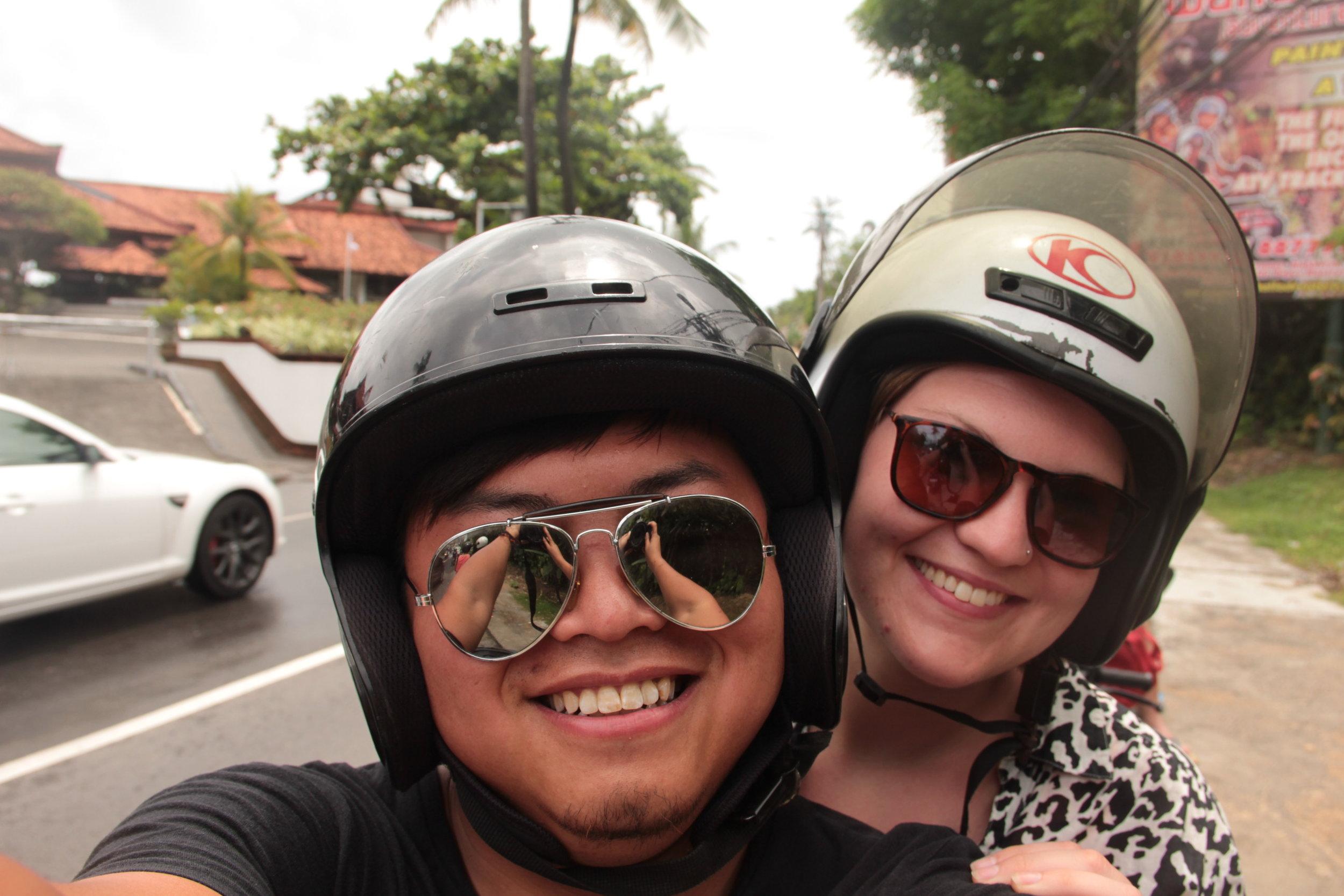Honeymoon in Bali.JPG