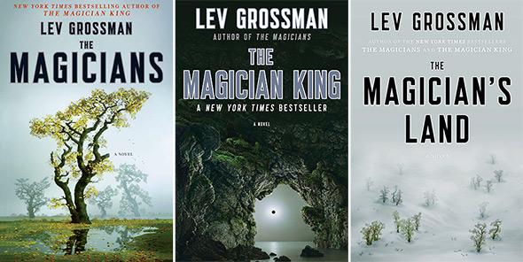 The Magicians series, Lev Grossman.jpg