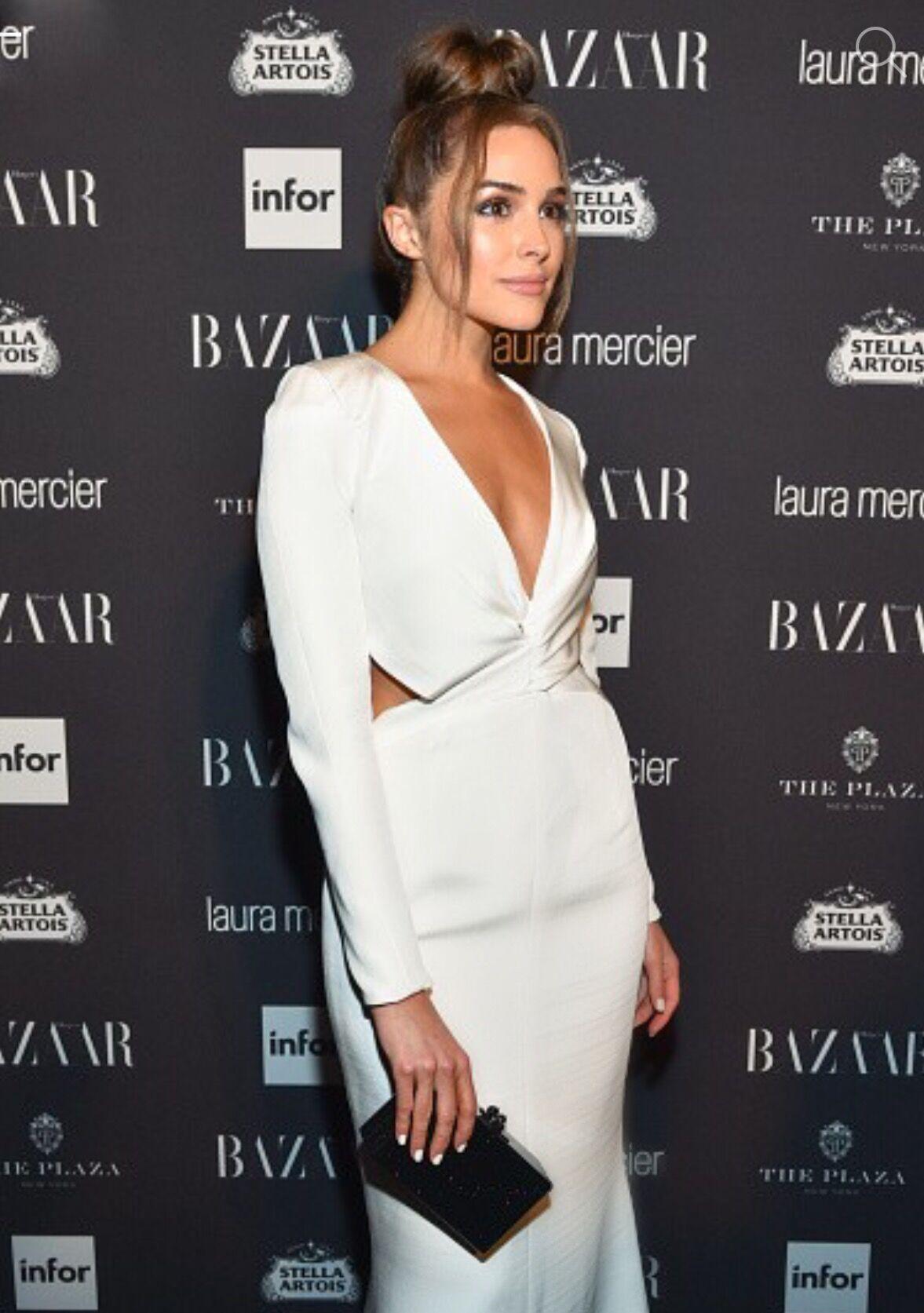 Olivia Culpo Harper's Bazaar Party
