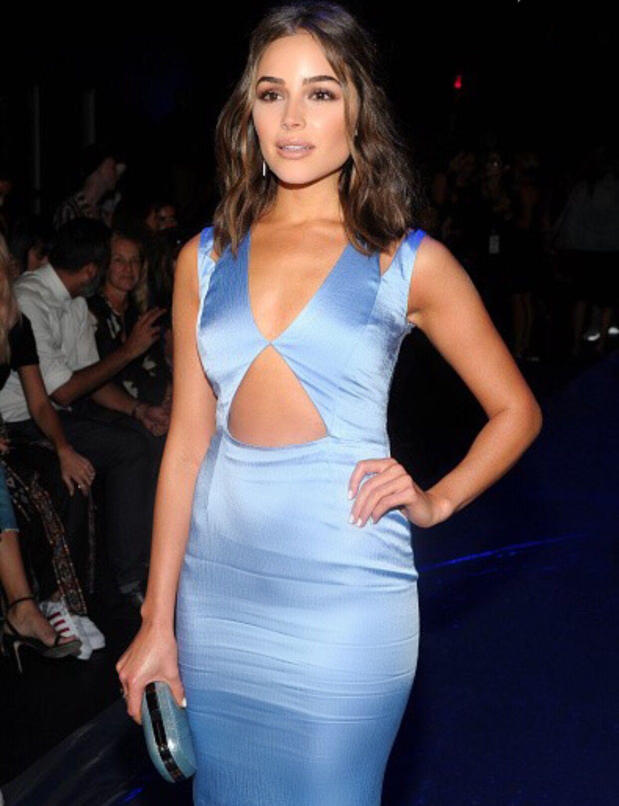 Olivia Culpo Fashion Week