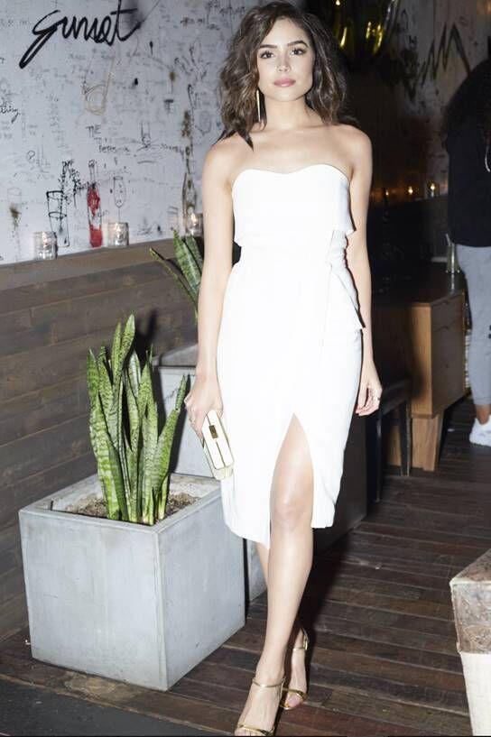 Olivia Culpo Coachella Party