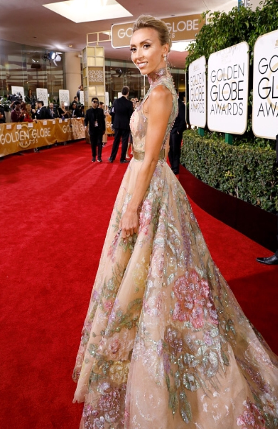 Giuliana Rancic Golden Globes