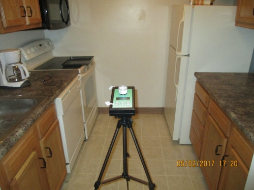 Mold Inspection and Assessment Air Sampling
