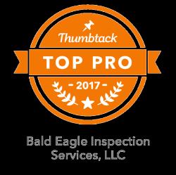 Bald Eagle Inspection Services, LLC Thumbtack Top Pro 2017.png
