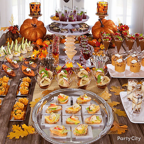 Thanksgiving Bite-Sized