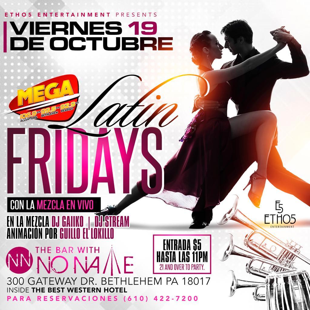 Latin Fridays