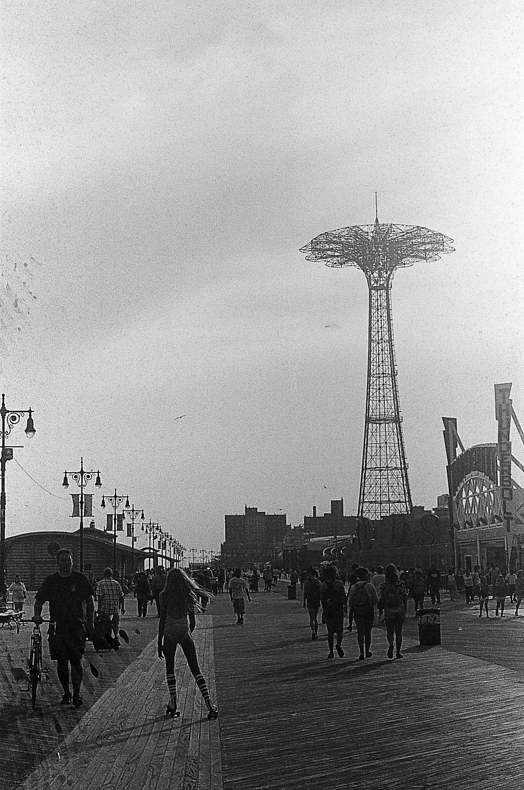 Coney Island, Brooklyn, NY, 2017