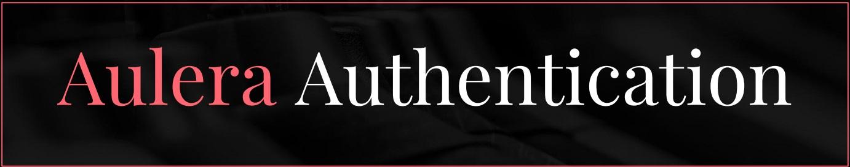 Aulera Authentication