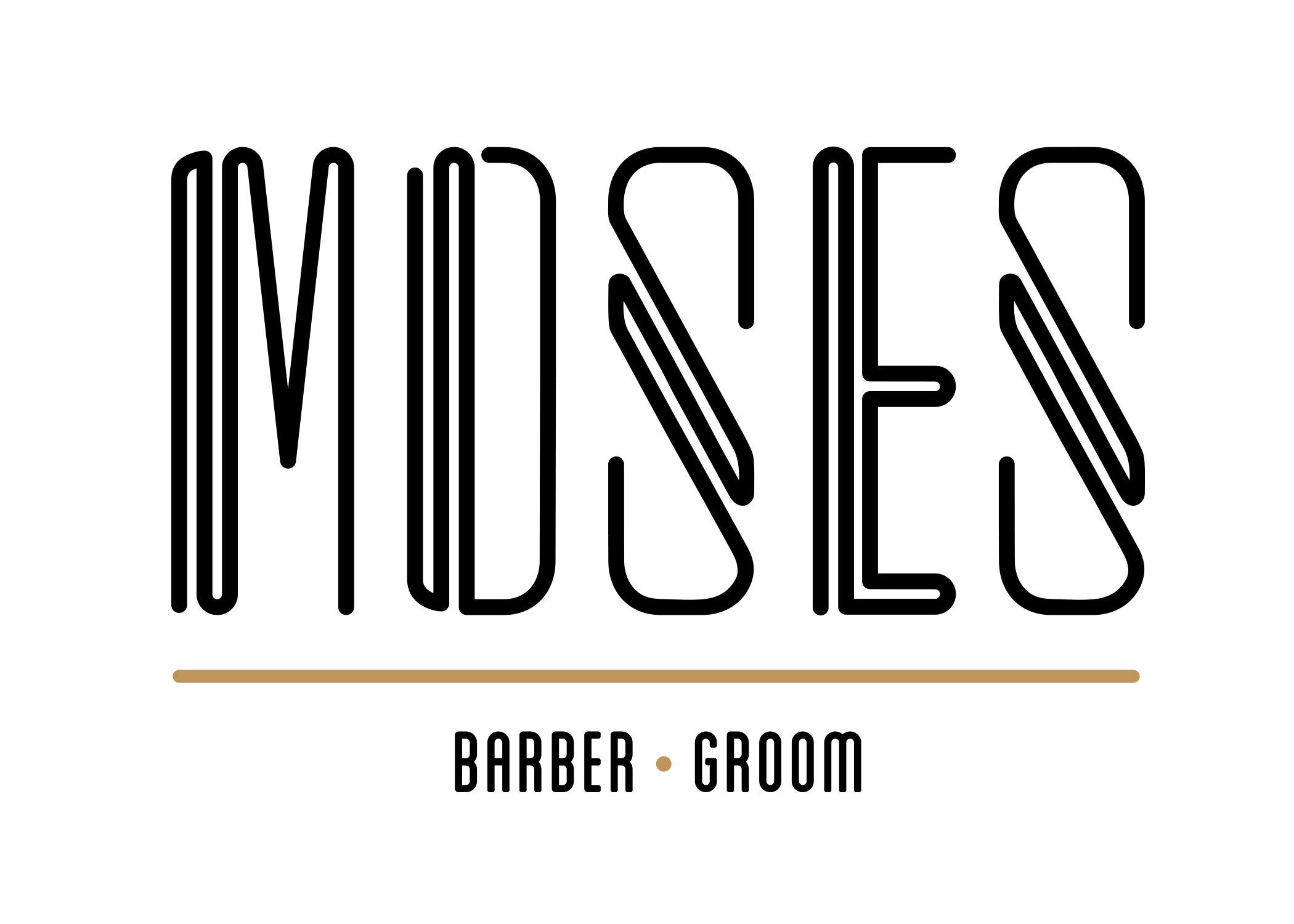 MOSES BARBER & GROOM - 2019