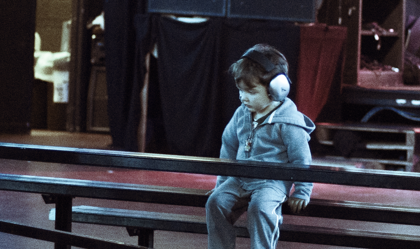 Sad Bazaar Boy   Canon Rebel EOS T3 | 50mm   may the Brooklyn Night Bazaar rest in peace