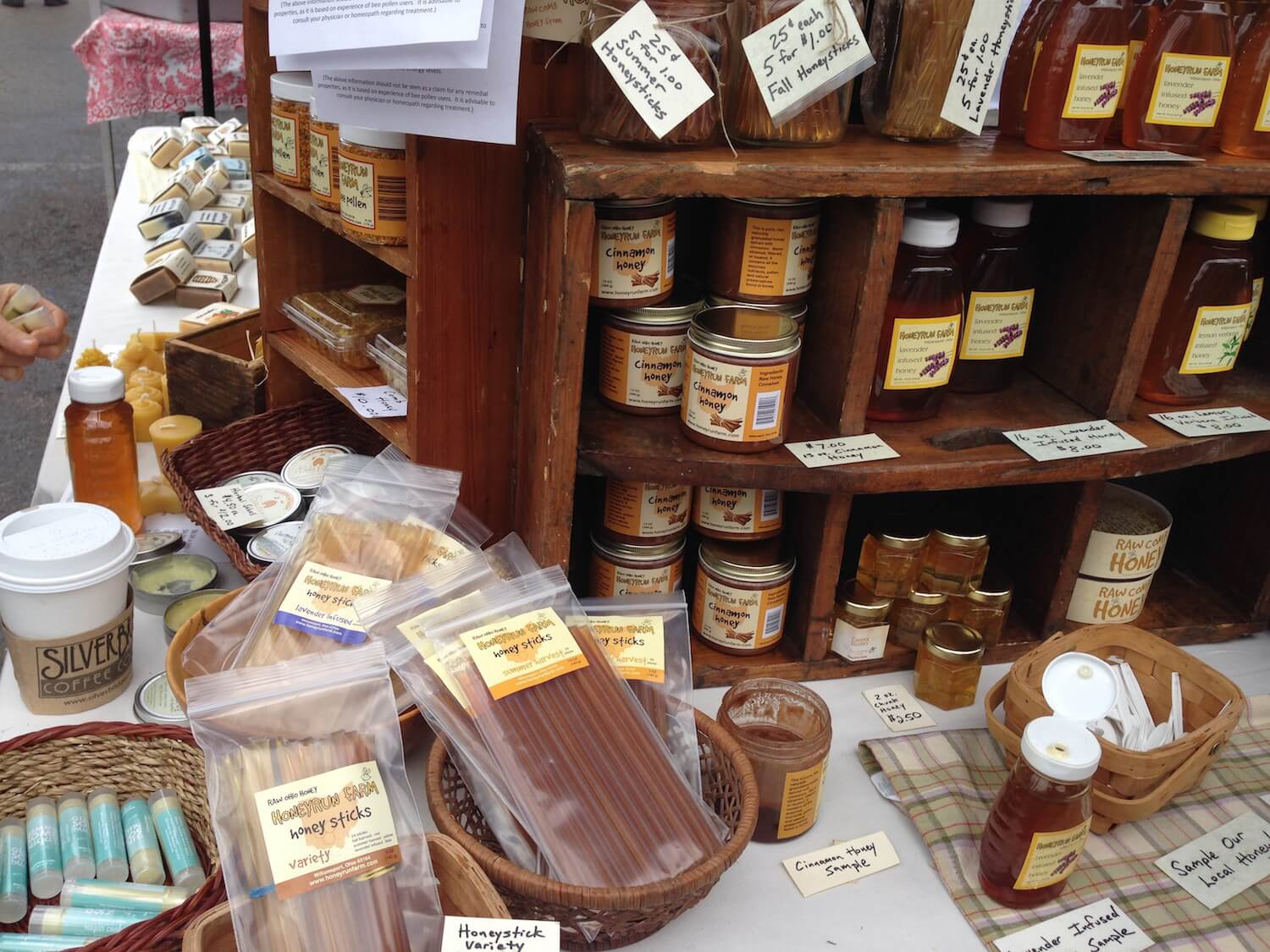 The Honey Table