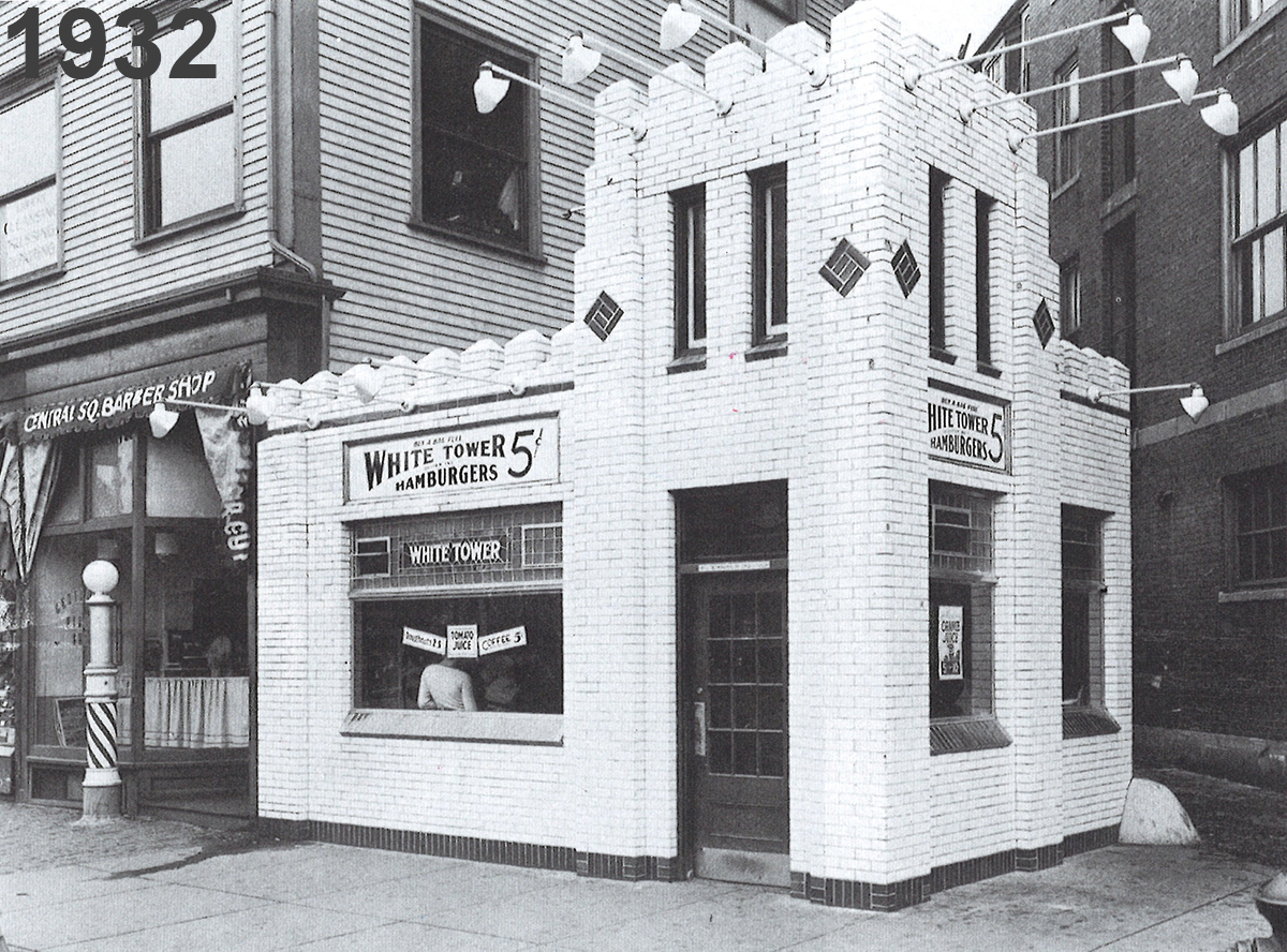 White Tower Restaurant - 1932