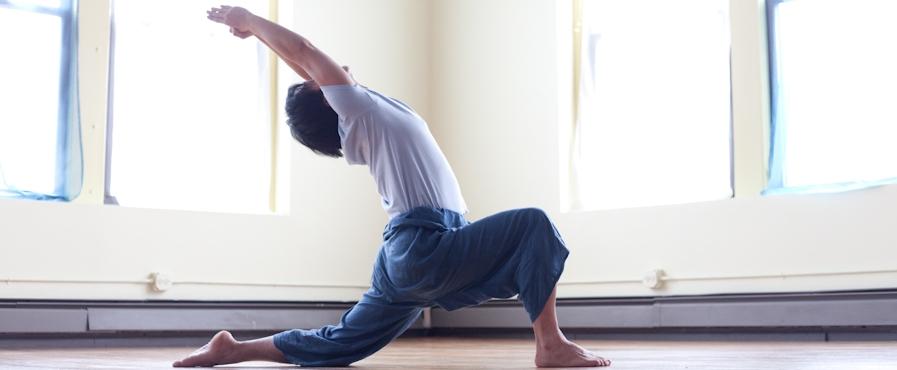 tim suh yoga