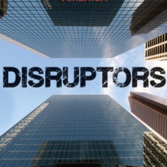 DISRUPTORS   Revealing truths about entrepreneurs & the escape from corporate America.Through candid conversations with the founders and early hires of companies like Pinterest, Foursquare,charity: water, and a host of others.  Disruptors reveals the failures and heartbreaks of ambitious entrepreneurs.    Learn more