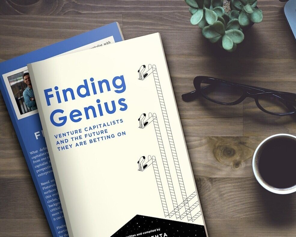 FINDING GENIUS   Stories of the venture capitalists, impact investors and angels all instrumental in scaling entrepreneurial ideas from a sketch on a napkin to important technological ventures.  S heds light on the people that operate in the shadows of important social and technological disruptions.    Learn more