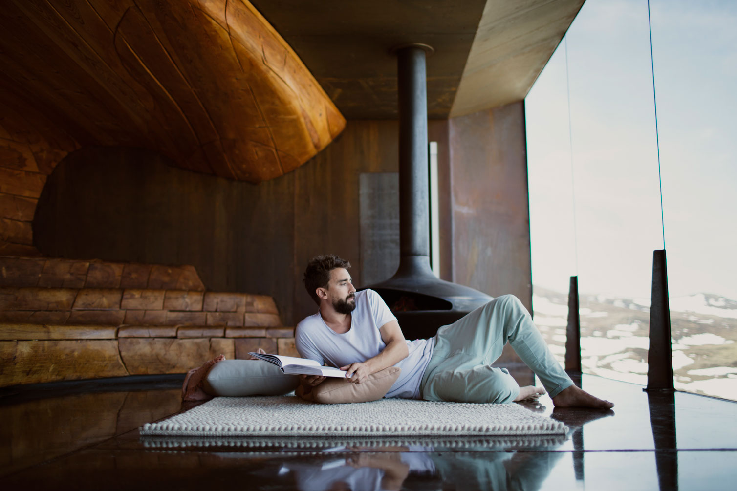 men's organic cotton nightwear, loungewear, pajamas, pyjamas