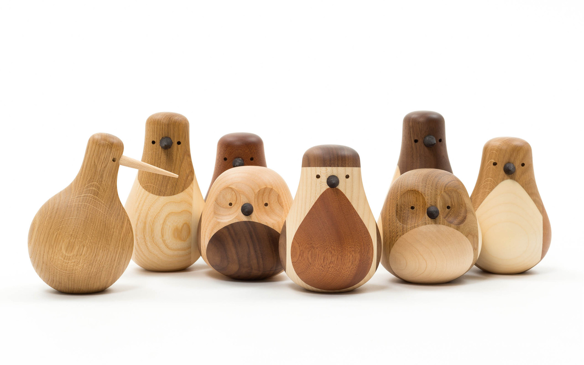 """The """"Turned""""-concept elevates leftover wood from being merely an ignored piece of trash to becoming a desired piece of feel-good woodcraft. A 100% recycled item, perfect as a housewarming-gift to someone with a big heart for Mother Nature."""