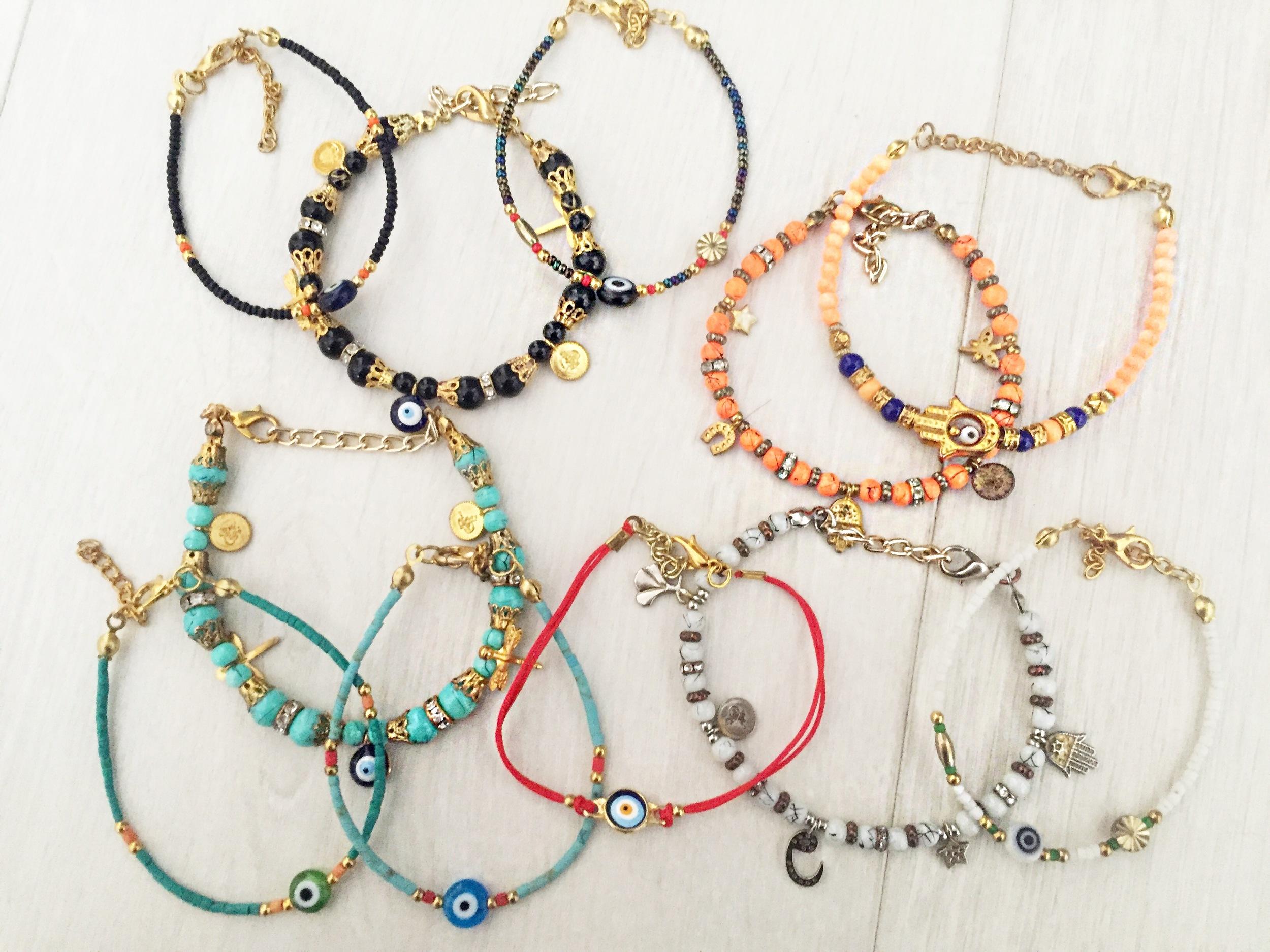 Bracelets: Turkey