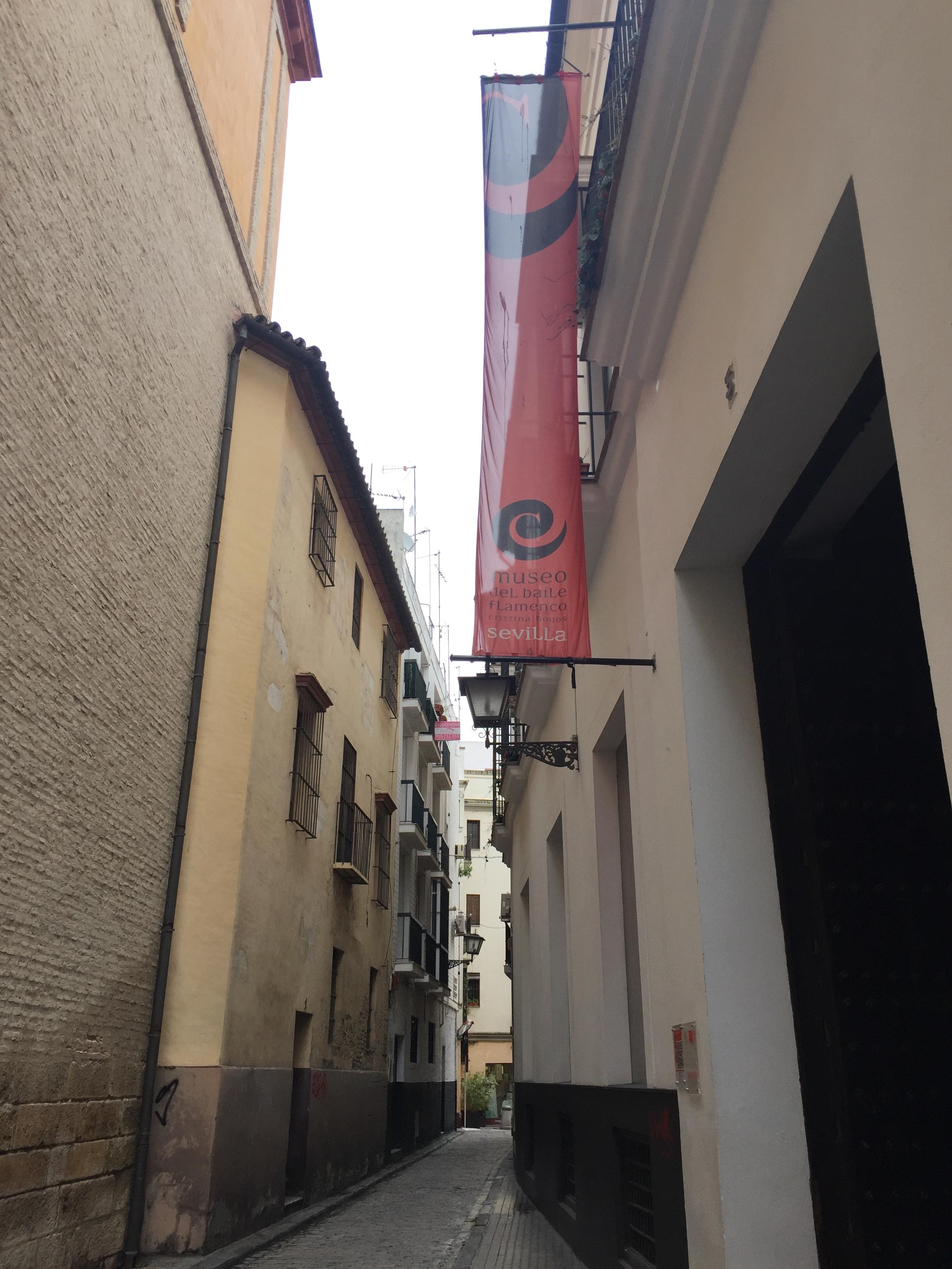 The Flamenco Museum.