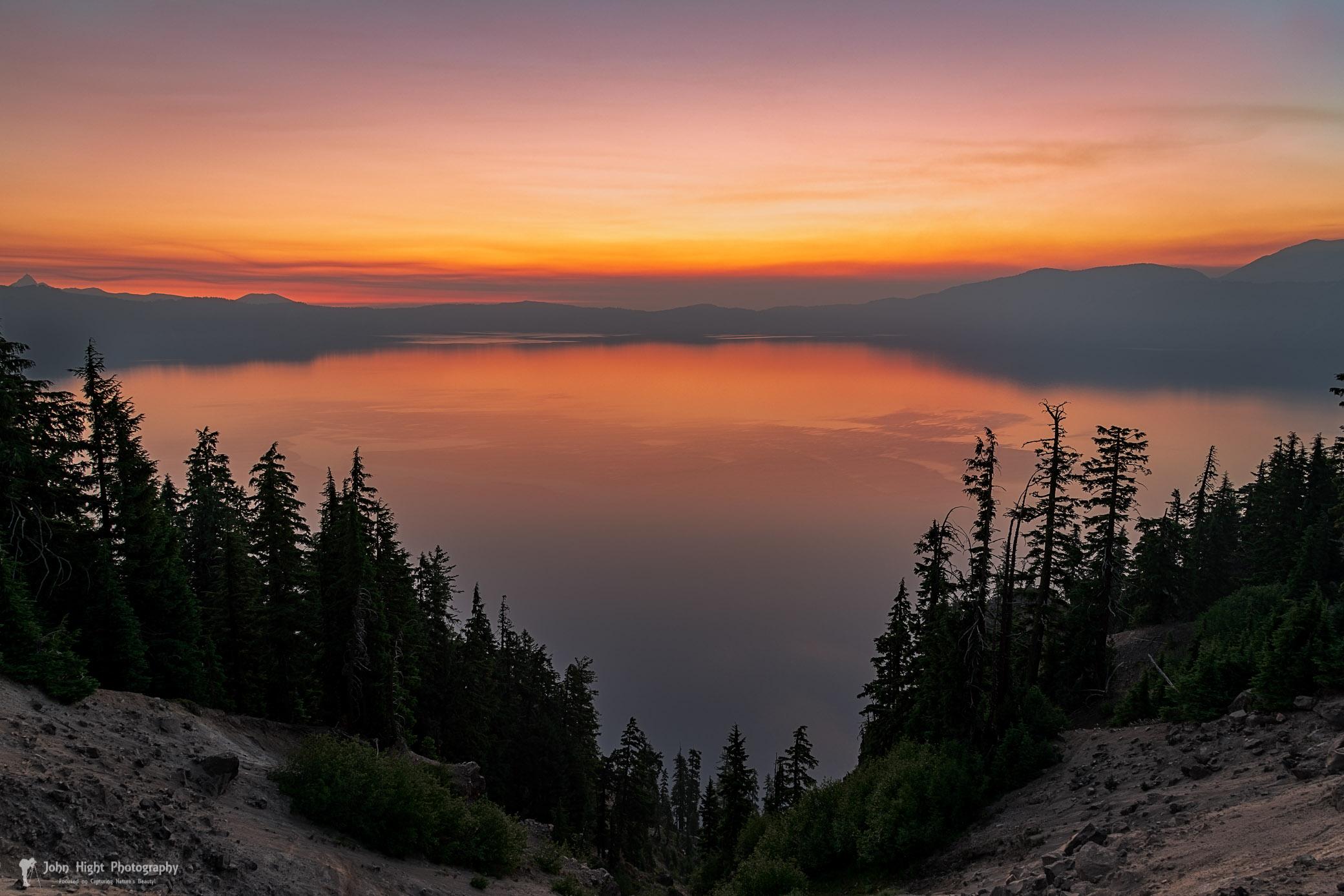 Smokey Dawn