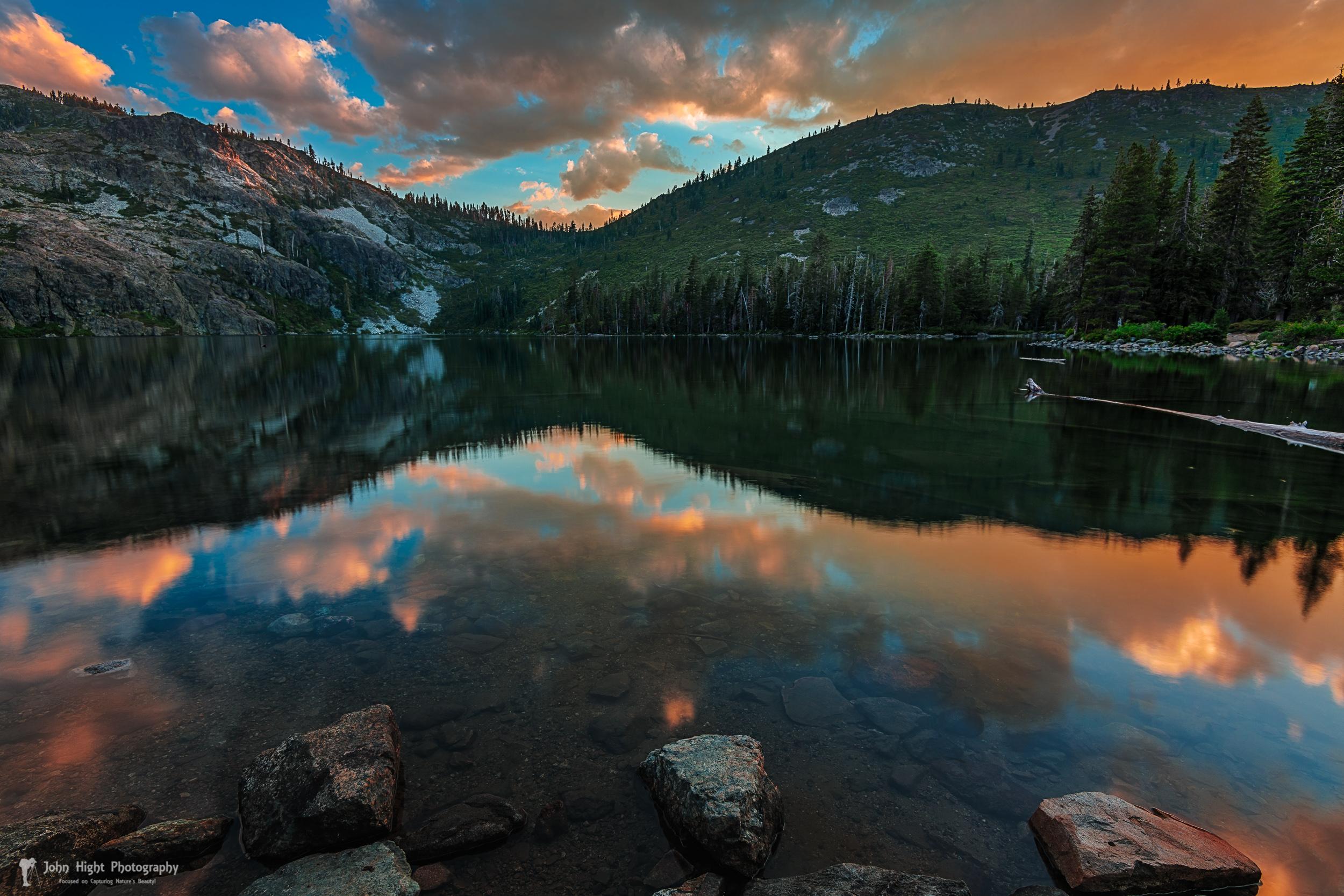 Beautiful Castle Lake