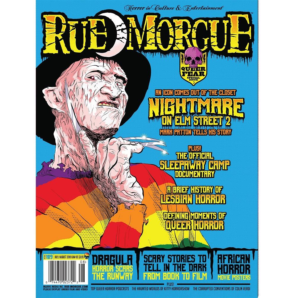 Rue Morgue Magazine Issue #189