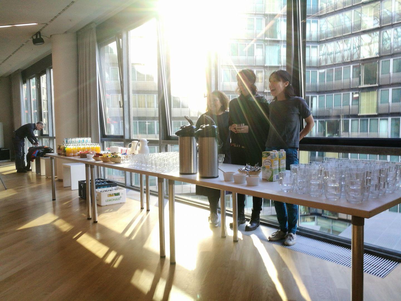 Coffee and Tea @ Berlinale World Cinema Fund 2018