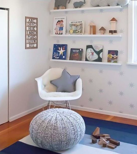 "Credit: femina.ch  This is a very important thing to consider before making color choices. ""If you are decorating a nursery, for example, most people innately understand that four walls of red are not conducive to a peaceful nights sleep for baby"" says Laura Benko, holistic Feng Shui expert."