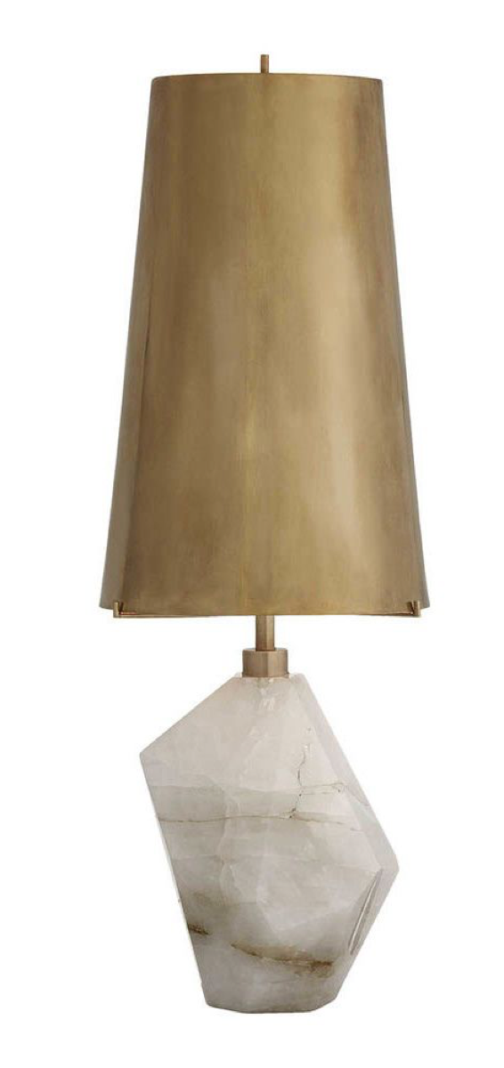 -	Kelly Wearstler | Halcyon accent table lamp