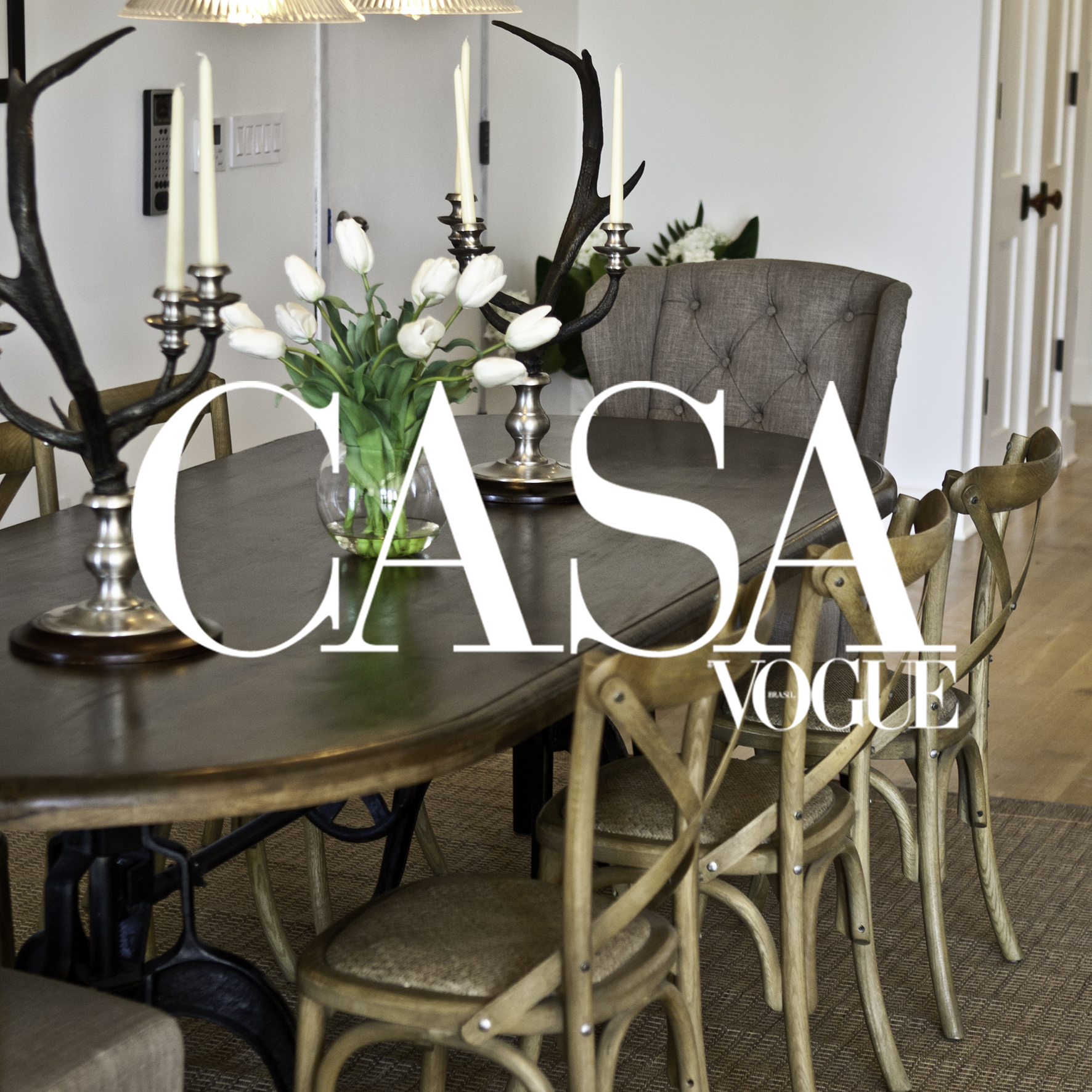 MB Design. Casa Vogue