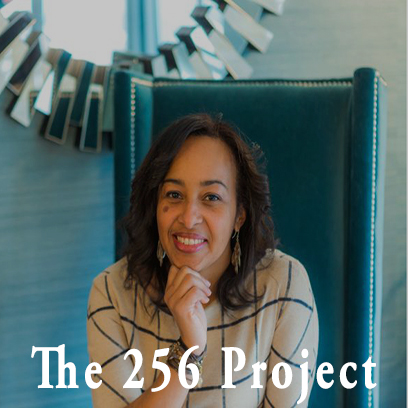 Marie Burgos Collection. The 256 Project