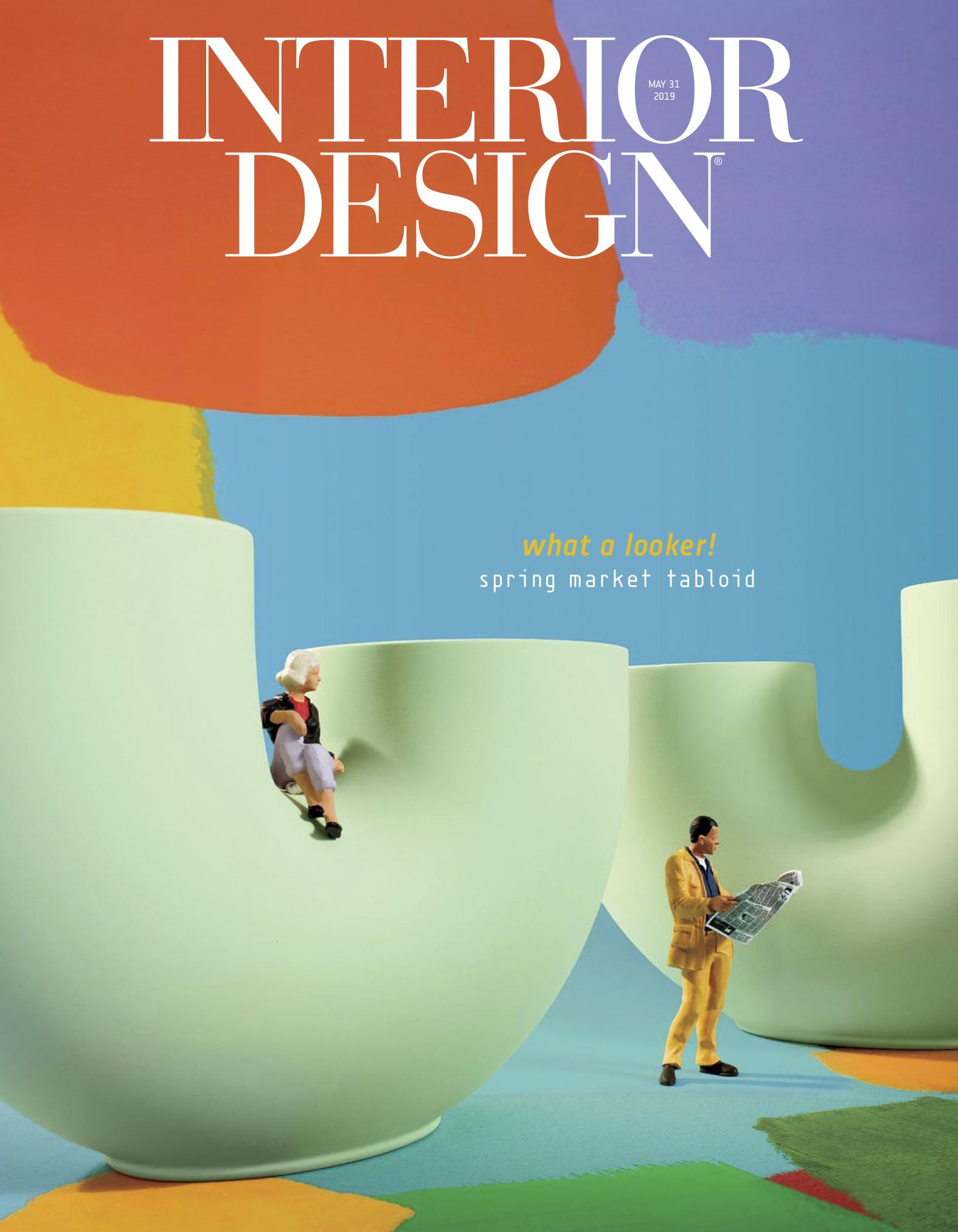 Marie Burgos Design. Interior design Magazine
