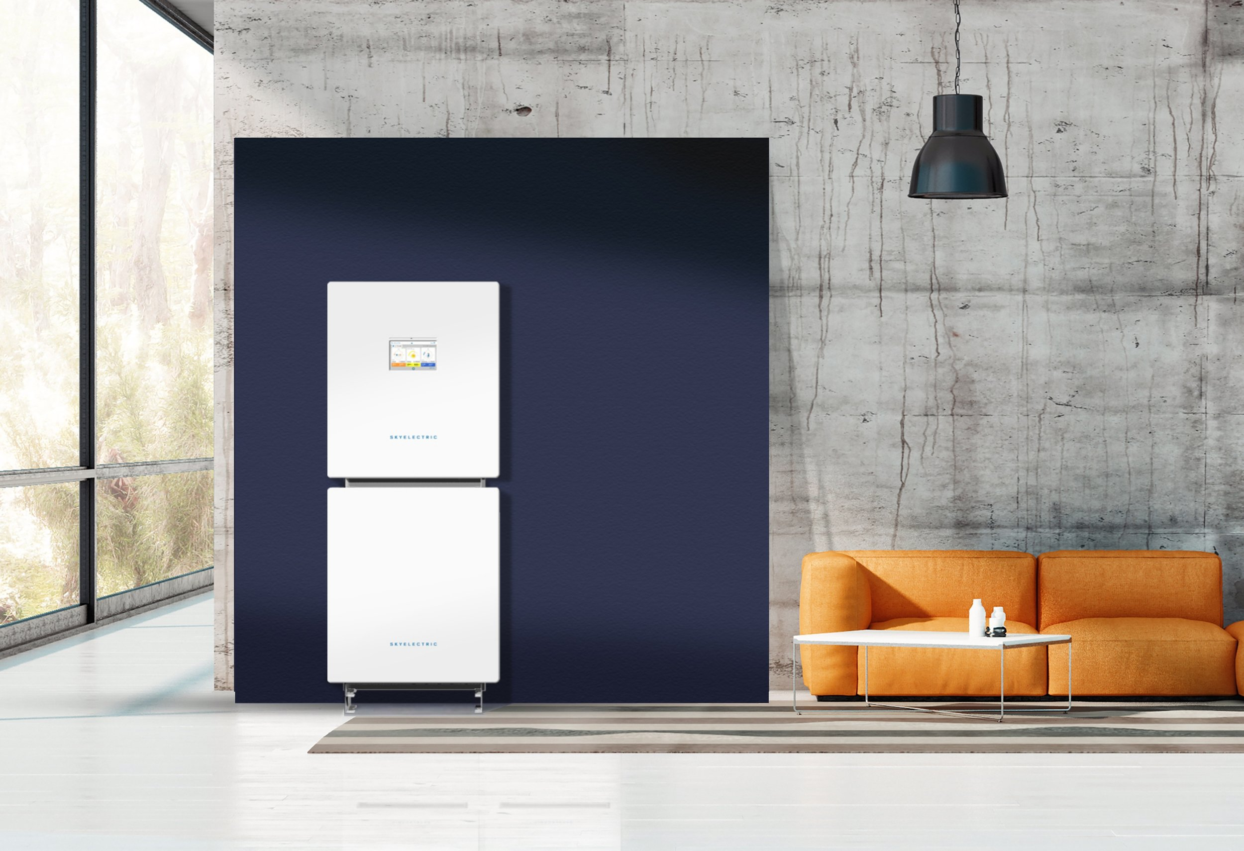 SkyElectric Smart Solar System