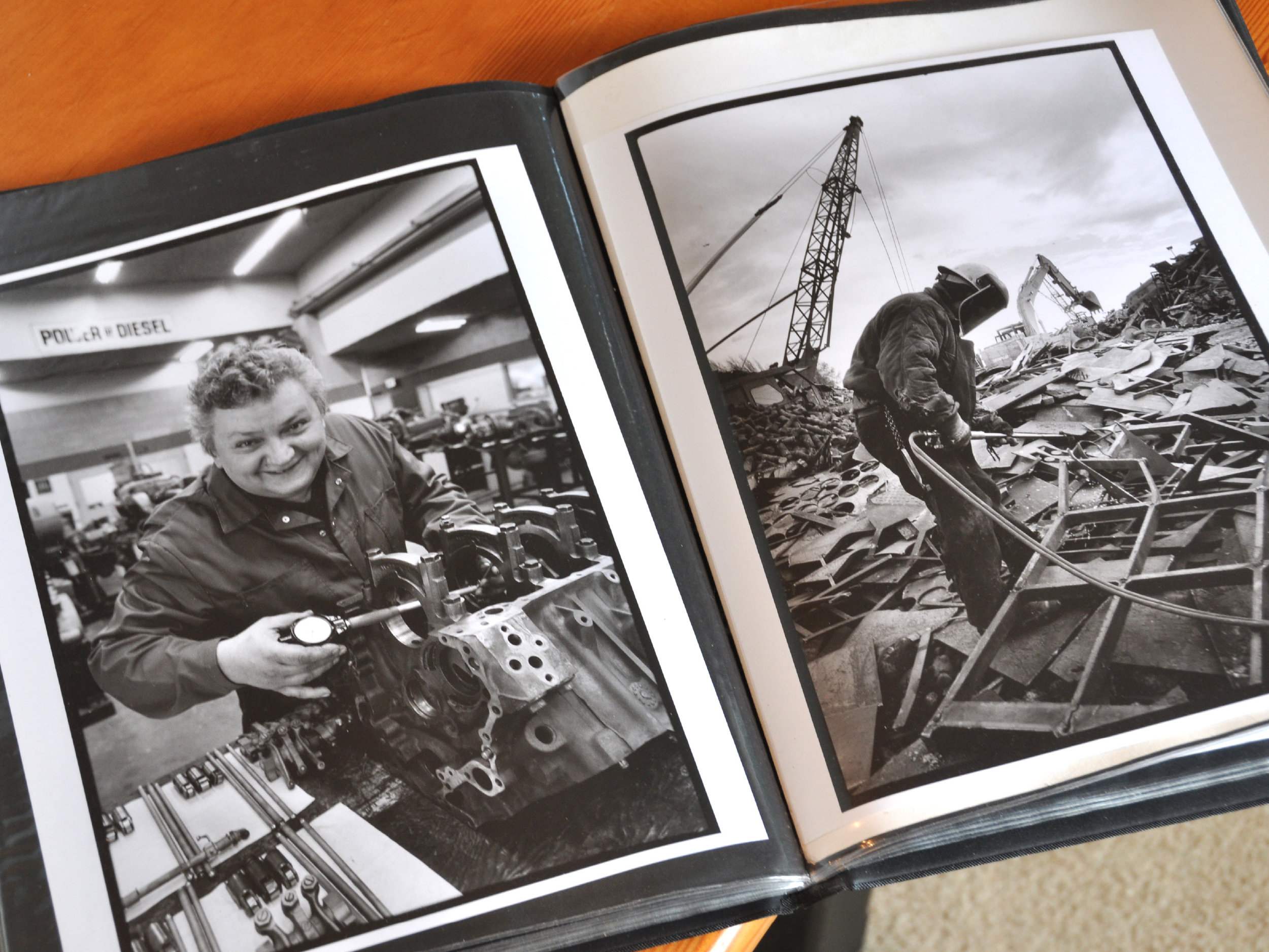 Location Photography - Corporate Brochures
