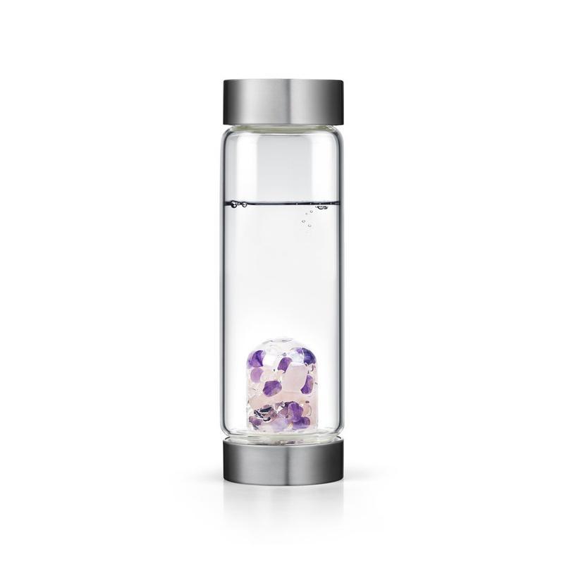 Gemstone Water Bottle ($78)