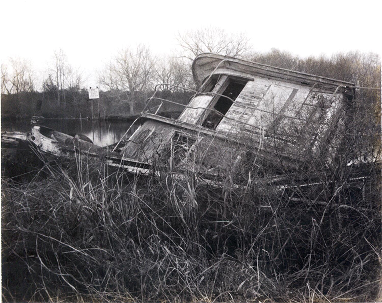 Boat Graveyard