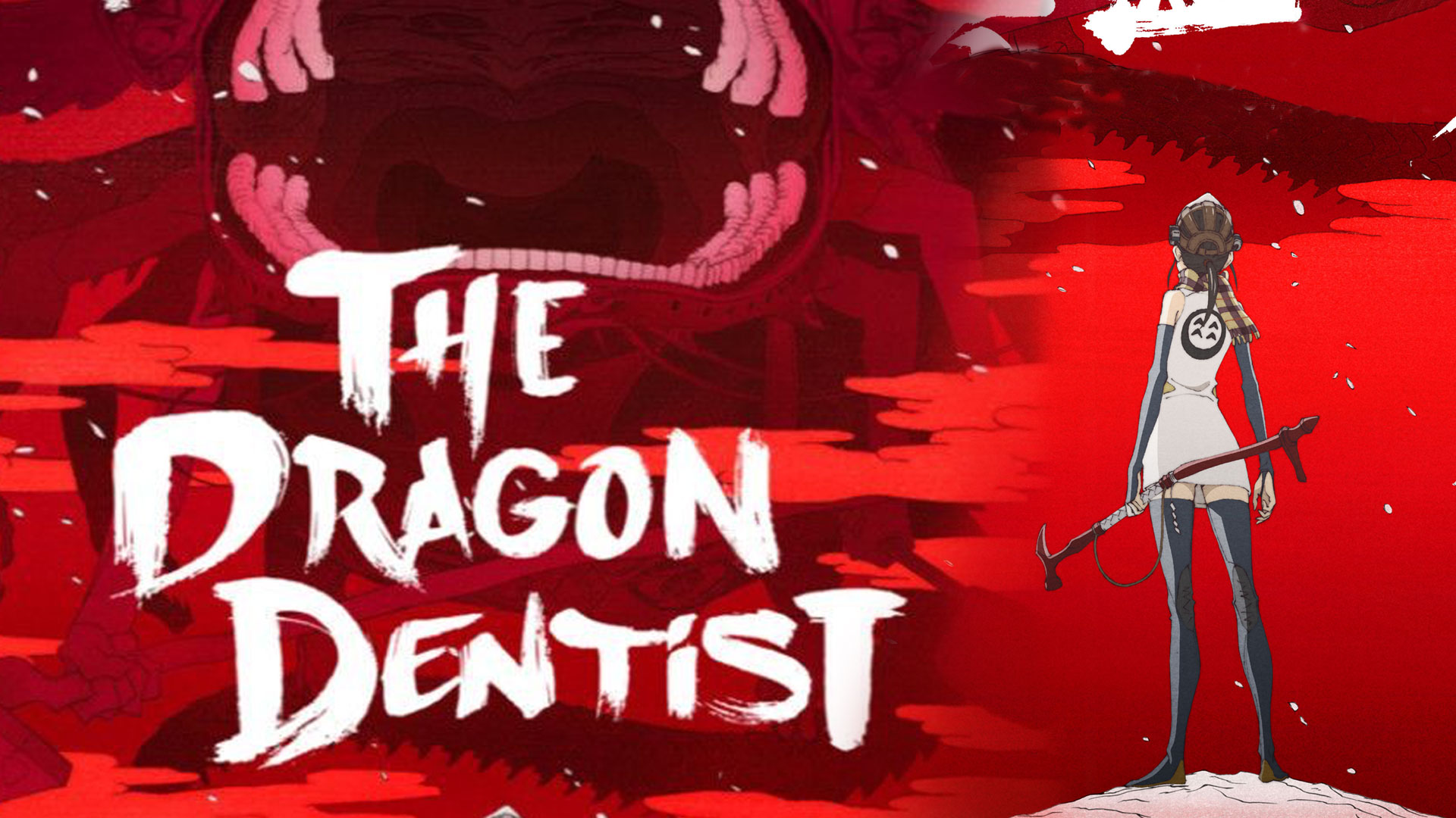Copy of The Dragon Dentist