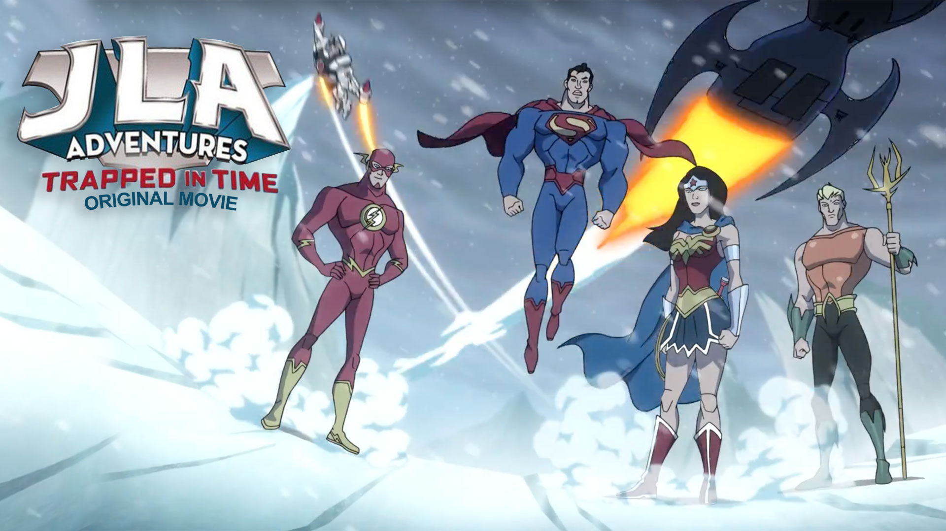 JLA Adventues: Trapped in Space