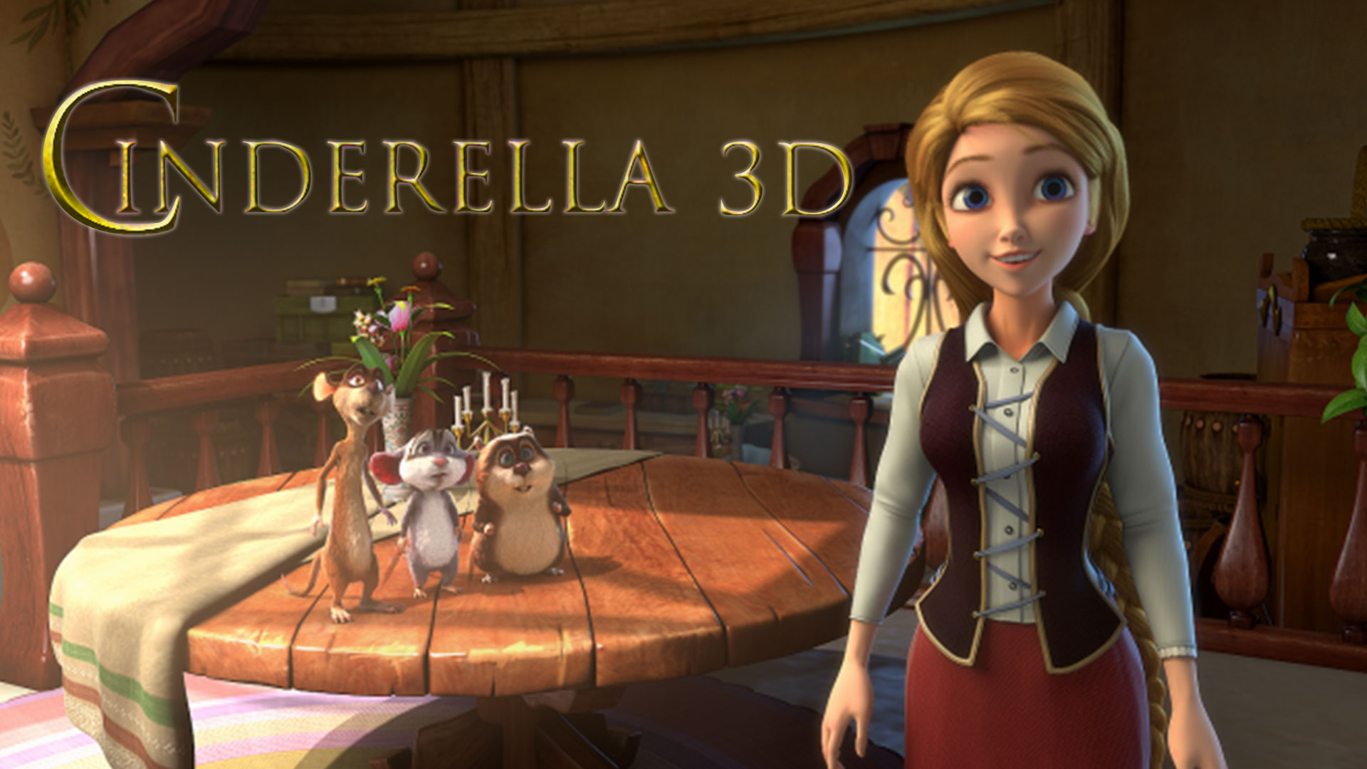 Copy of Cinderella 3D