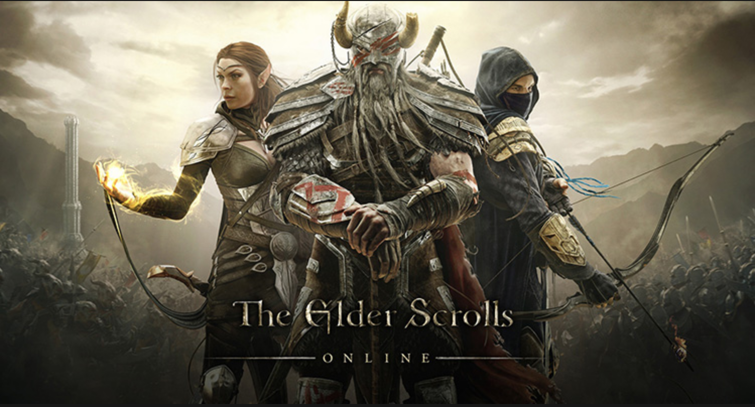 Copy of The Elder Scrolls Online