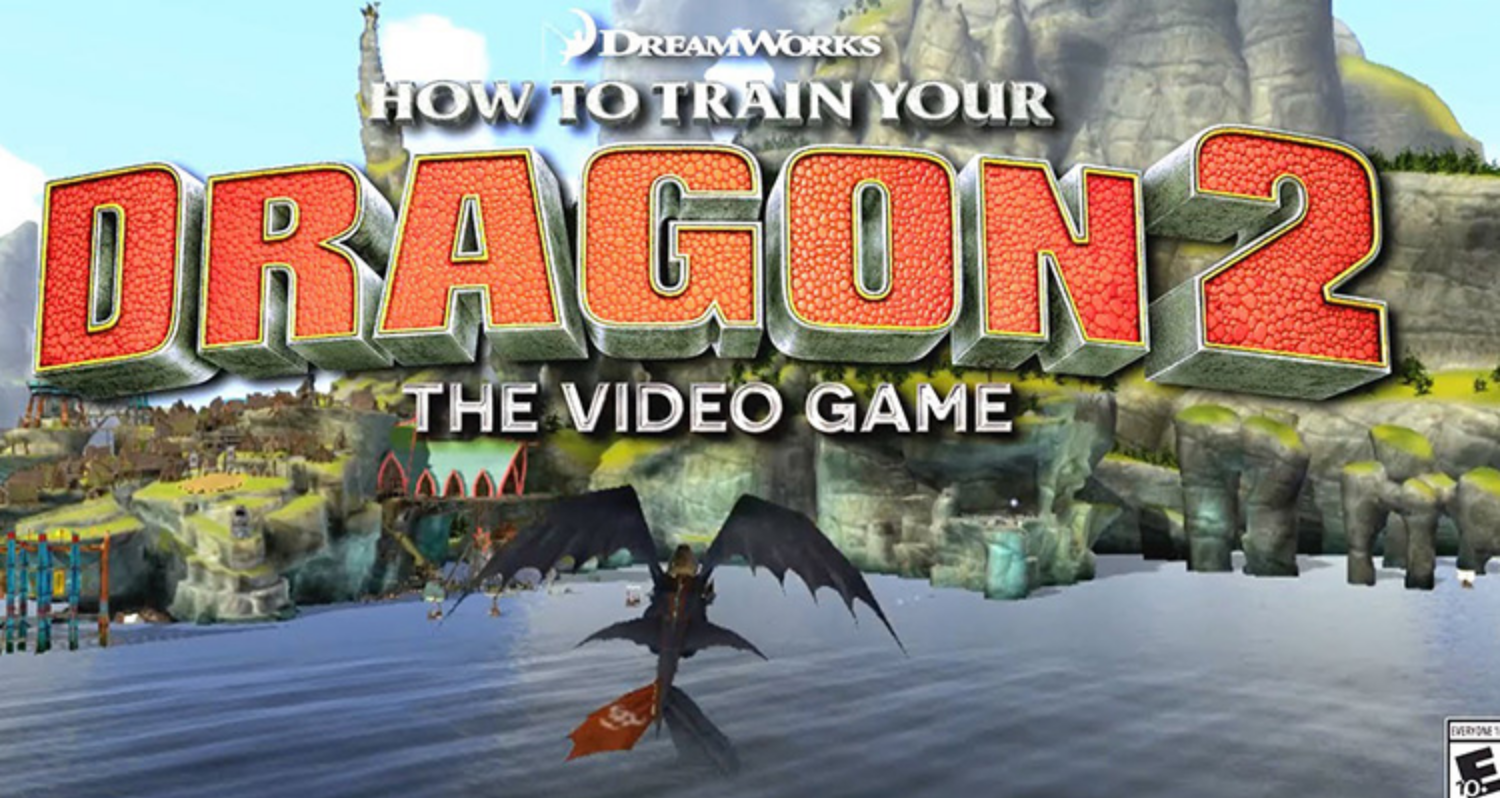 Copy of How To Train Your Dragon 2