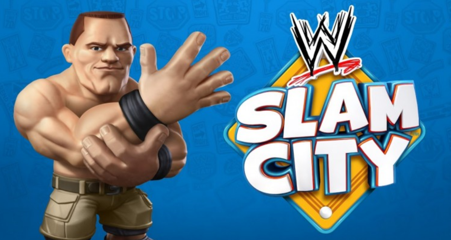 Copy of WWE Slam City