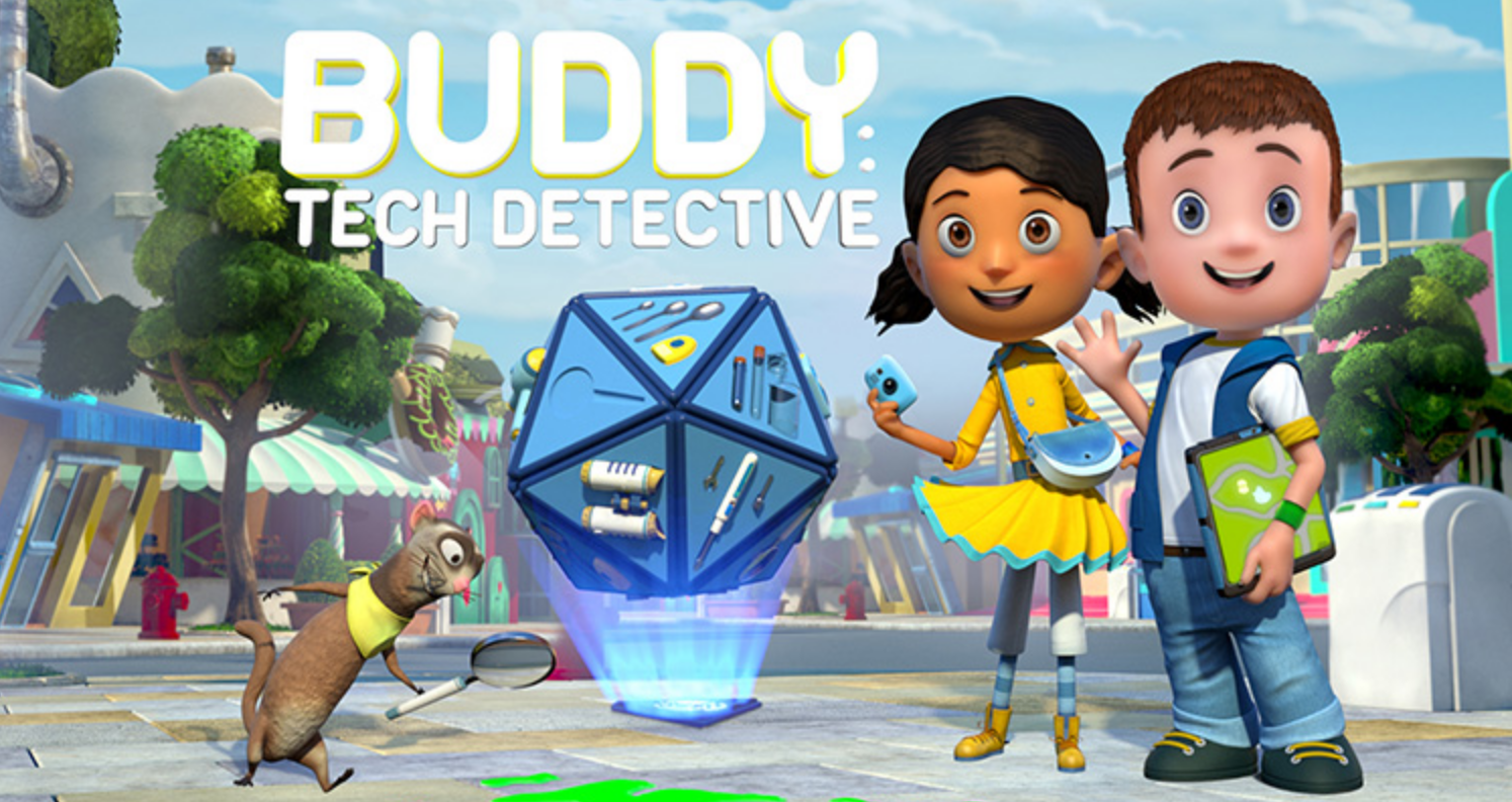 Copy of Buddy: Tech Detective