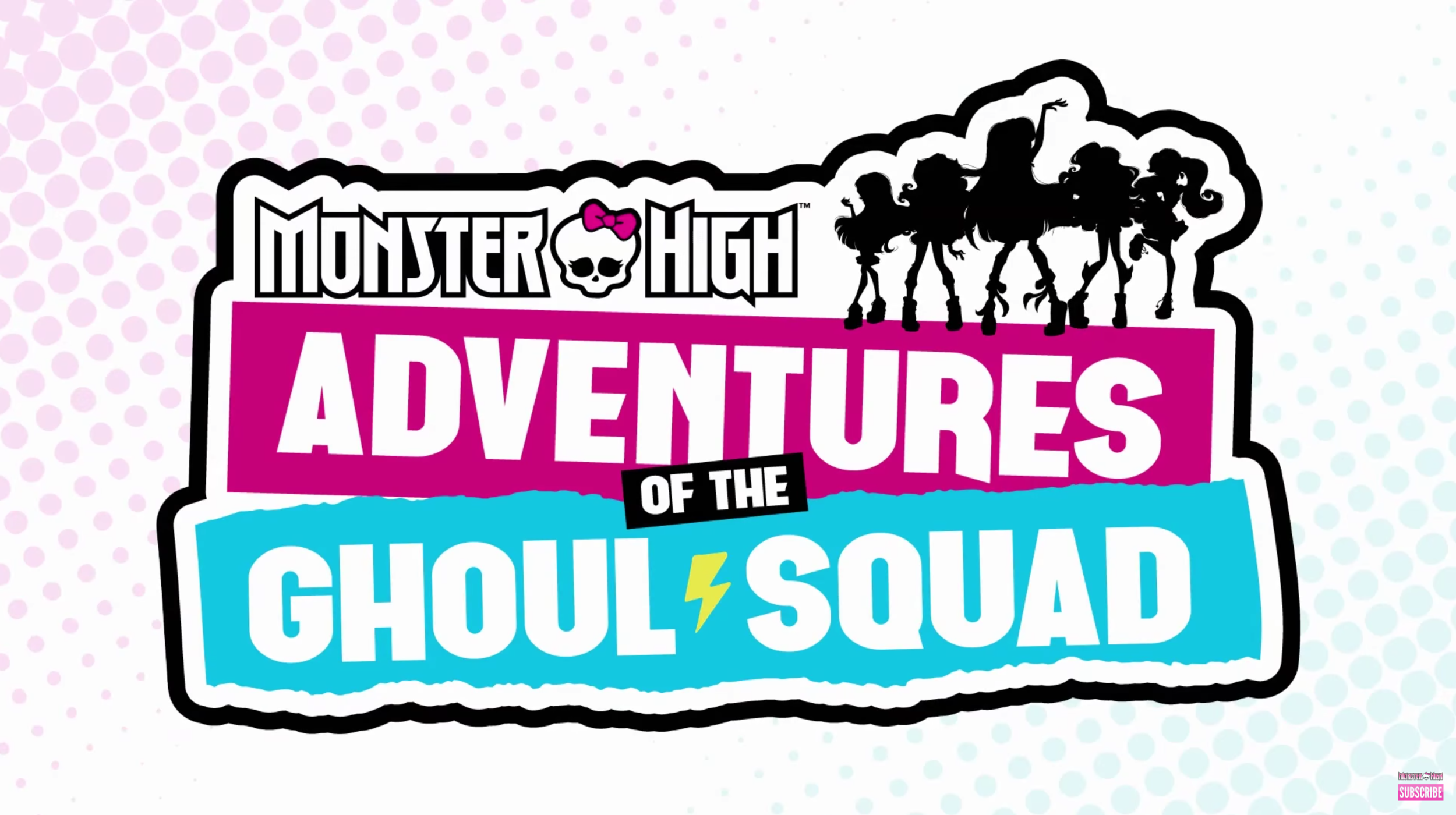 Copy of Monster High: Adventures of the Ghoul Squad