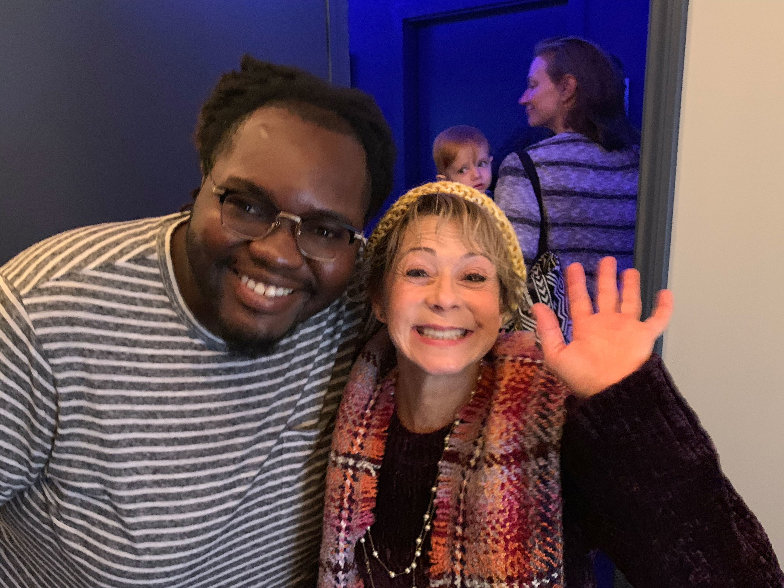Michael Smith & Debi Derryberry